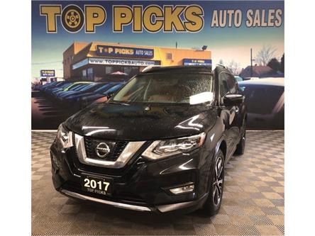 2017 Nissan Rogue SL Platinum (Stk: 764069) in NORTH BAY - Image 1 of 27