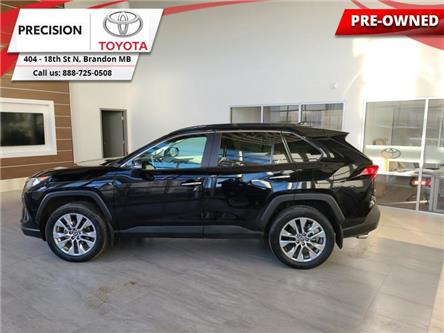2019 Toyota RAV4 AWD Limited (Stk: 19305) in Brandon - Image 1 of 30