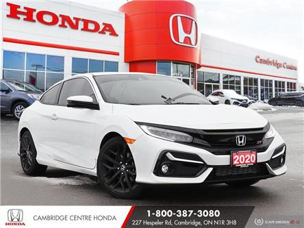 2020 Honda Civic Si Base (Stk: 21180A) in Cambridge - Image 1 of 27
