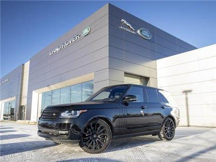 2017 Land Rover Range Rover 5.0L V8 Supercharged (Stk: 21021A) in Ottawa - Image 1 of 21