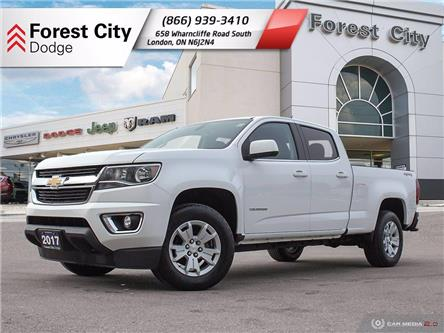 2017 Chevrolet Colorado LT (Stk: DT0072) in Sudbury - Image 1 of 29