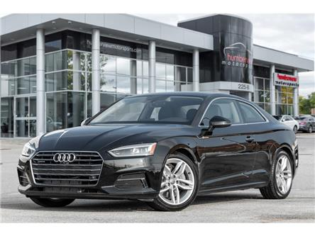 2018 Audi A5 2.0T Technik (Stk: 20HMS1330) in Mississauga - Image 1 of 29