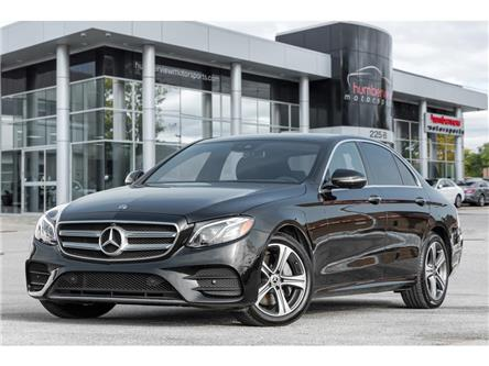 2019 Mercedes-Benz E-Class Base (Stk: 20HMS1446) in Mississauga - Image 1 of 26