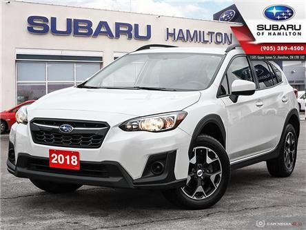 2018 Subaru Crosstrek Convenience (Stk: U1639) in Hamilton - Image 1 of 25