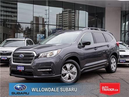 2020 Subaru Ascent Convenience 8-Passenger >>No accident<< (Stk: 20D50) in Toronto - Image 1 of 26