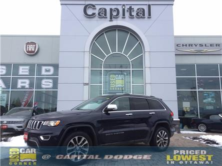 2018 Jeep Grand Cherokee Limited (Stk: L00480A) in Kanata - Image 1 of 27