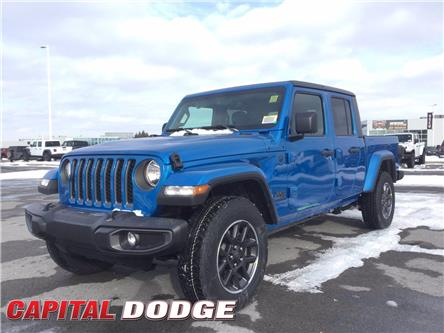 2021 Jeep Gladiator Sport S (Stk: M00179) in Kanata - Image 1 of 24