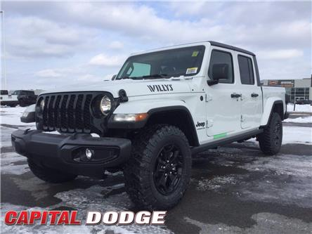 2021 Jeep Gladiator Sport S (Stk: M00178) in Kanata - Image 1 of 24