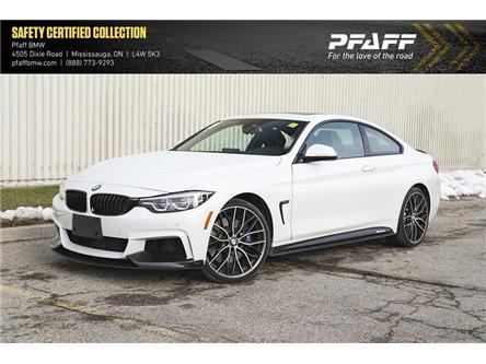 2018 BMW 440i xDrive (Stk: 24131A) in Mississauga - Image 1 of 19