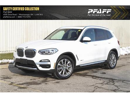 2018 BMW X3 xDrive30i (Stk: 24230A) in Mississauga - Image 1 of 19