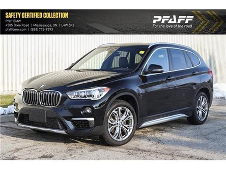 2019 BMW X1 xDrive28i (Stk: U6176) in Mississauga - Image 1 of 20