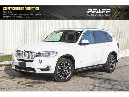 2018 BMW X5 xDrive35i (Stk: U6312) in Mississauga - Image 1 of 20