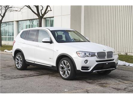 2017 BMW X3 xDrive28i (Stk: U6321) in Mississauga - Image 1 of 17