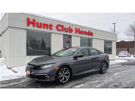 2020 Honda Civic Touring (Stk: B00540A) in Gloucester - Image 1 of 27