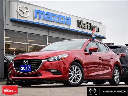 2017 Mazda Mazda3 GS (Stk: D210222A) in Markham - Image 1 of 24