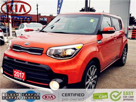 2017 Kia Soul  (Stk: 8320a) in North York - Image 1 of 30
