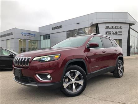 2019 Jeep Cherokee Limited (Stk: U374760) in Mississauga - Image 1 of 23