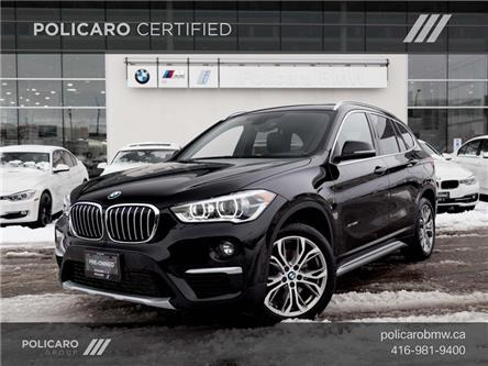 2018 BMW X1 xDrive28i (Stk: K22620I) in Brampton - Image 1 of 21
