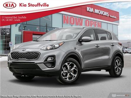 2021 Kia Sportage LX (Stk: 21174) in Stouffville - Image 1 of 23