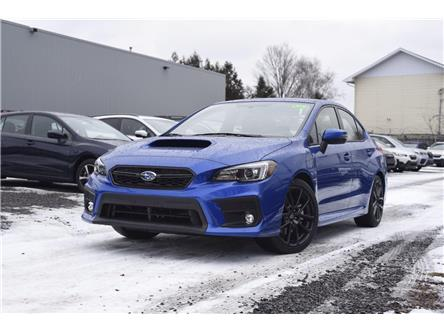 2020 Subaru WRX Sport-tech RS (Stk: SM220) in Ottawa - Image 1 of 25