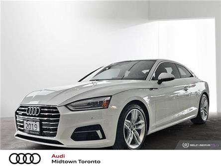 2019 Audi A5 45 Progressiv (Stk: P8674) in Toronto - Image 1 of 22