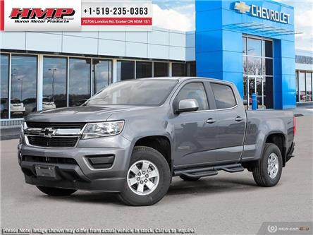 2021 Chevrolet Colorado WT (Stk: 89408) in Exeter - Image 1 of 23