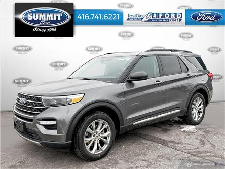 2021 Ford Explorer XLT (Stk: 21T8236) in Toronto - Image 1 of 25