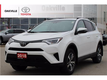 2018 Toyota RAV4 LE (Stk: LP7191) in Oakville - Image 1 of 17