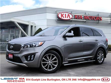 2018 Kia Sorento  (Stk: 2552) in Burlington - Image 1 of 30