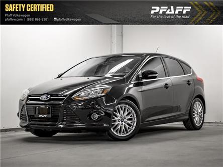 2013 Ford Focus Titanium (Stk: V5629A) in Newmarket - Image 1 of 22