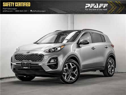 2020 Kia Sportage  (Stk: V5633A) in Newmarket - Image 1 of 22