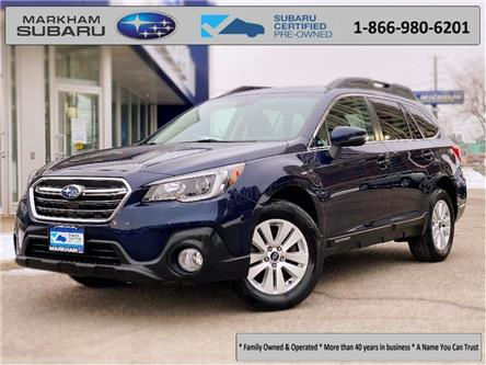 2018 Subaru Outback  (Stk: U-2455) in Markham - Image 1 of 29