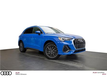2020 Audi Q3 45 Progressiv (Stk: PM759) in Nepean - Image 1 of 22