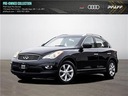 2010 Infiniti EX35 Luxury (Stk: C7998A) in Woodbridge - Image 1 of 19