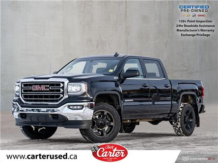 2018 GMC Sierra 1500 SLE (Stk: 79278L) in Calgary - Image 1 of 27