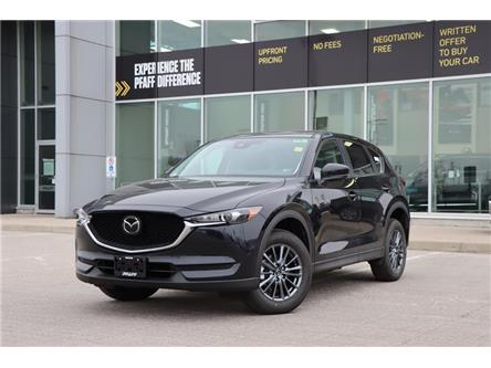 2021 Mazda CX-5 GS (Stk: LM9812) in London - Image 1 of 22