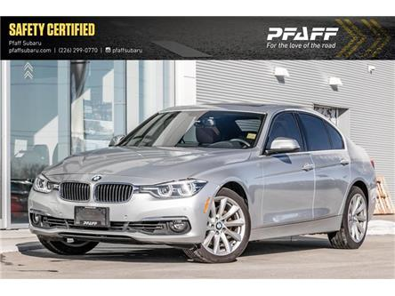 2017 BMW 330i xDrive Sedan (8D97) (Stk: SU0285) in Guelph - Image 1 of 22