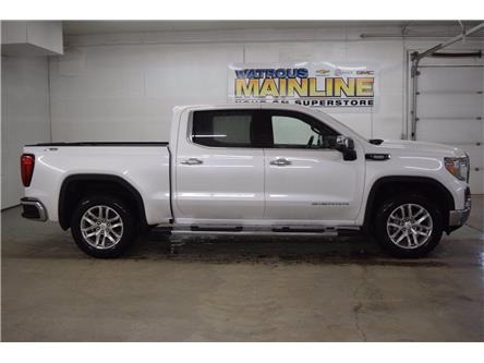 2021 GMC Sierra 1500 SLT (Stk: M01113) in Watrous - Image 1 of 50