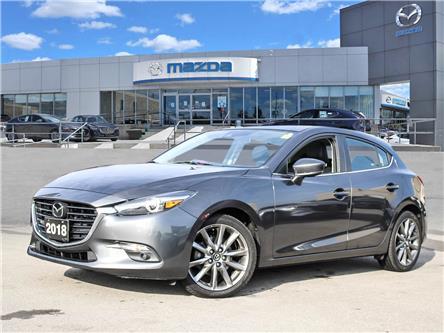 2018 Mazda Mazda3 Sport GT (Stk: LT1026) in Hamilton - Image 1 of 22