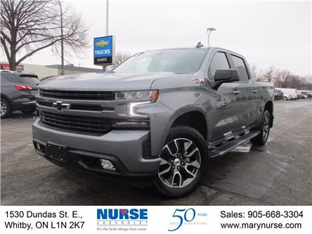 2021 Chevrolet Silverado 1500 RST (Stk: 21P066) in Whitby - Image 1 of 28