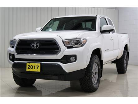 2017 Toyota Tacoma SR5 (Stk: P6194) in Sault Ste. Marie - Image 1 of 14
