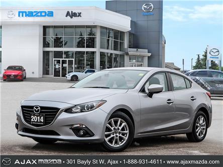 2014 Mazda Mazda3 GS-SKY (Stk: 21-1148TA) in Ajax - Image 1 of 27