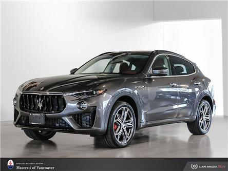 2021 Maserati Levante GranSport (Stk: N1550) in Vancouver - Image 1 of 10