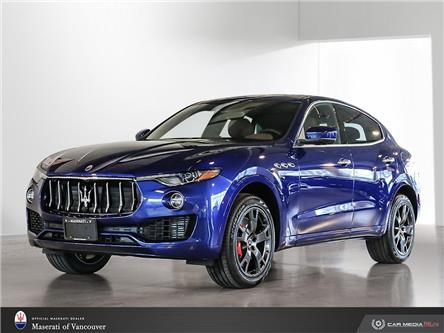 2021 Maserati Levante S (Stk: N1552) in Vancouver - Image 1 of 10
