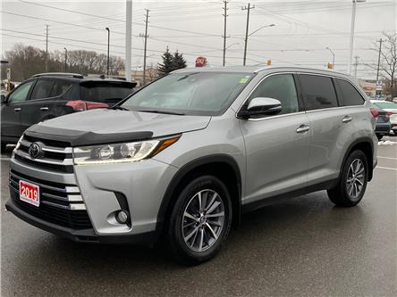 2019 Toyota Highlander XLE (Stk: W5236A) in Cobourg - Image 1 of 29