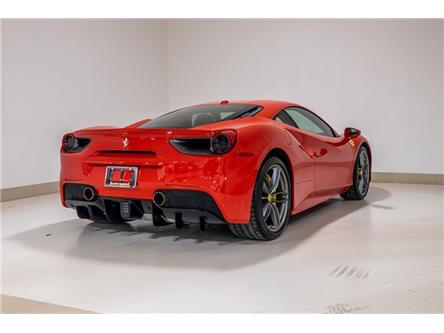 2019 Ferrari 488 GTB Base (Stk: UC1575) in Calgary - Image 1 of 18