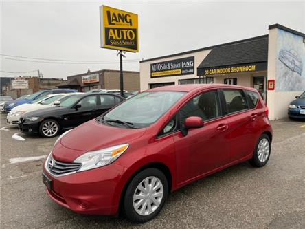 2014 Nissan Versa Note 1.6 SV (Stk: ) in Etobicoke - Image 1 of 25