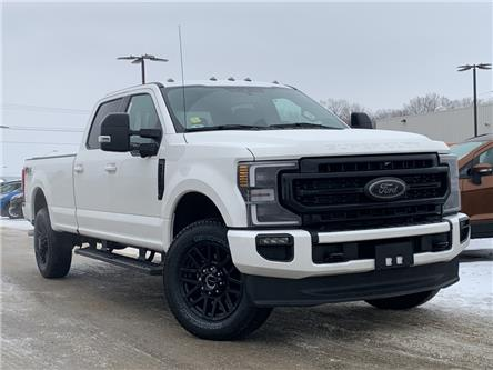 2021 Ford F-250 Lariat (Stk: 021T62) in Midland - Image 1 of 18