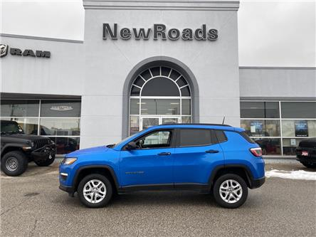 2018 Jeep Compass Sport (Stk: 25272T) in Newmarket - Image 1 of 22
