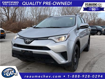 2017 Toyota RAV4 LE (Stk: L-4418A) in LaSalle - Image 1 of 25